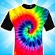 חולצה צבעונית