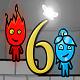 בן האש ובת המים 6 אגדות עם פיות